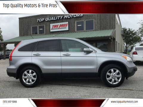 2008 Honda CR-V for sale at Top Quality Motors & Tire Pros in Ashland MO