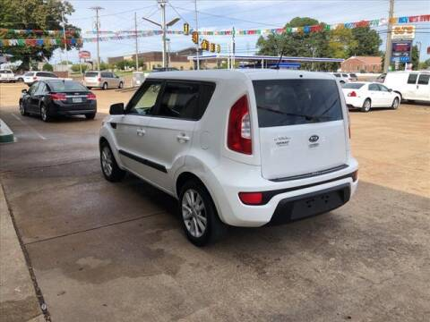 2012 Kia Soul for sale at Herman Jenkins Used Cars in Union City TN