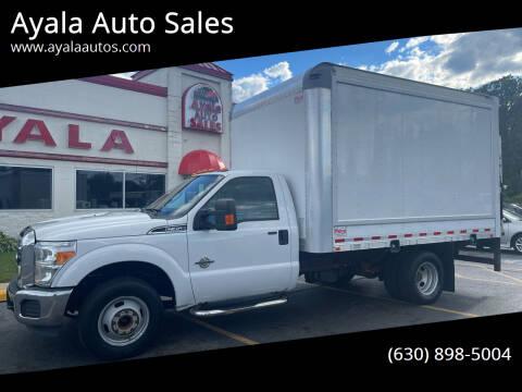 2015 Ford F-350 Super Duty for sale at Ayala Auto Sales in Aurora IL