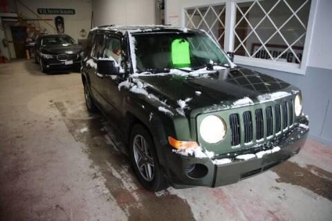 2009 Jeep Patriot for sale at FENTON AUTO SALES in Westfield MA