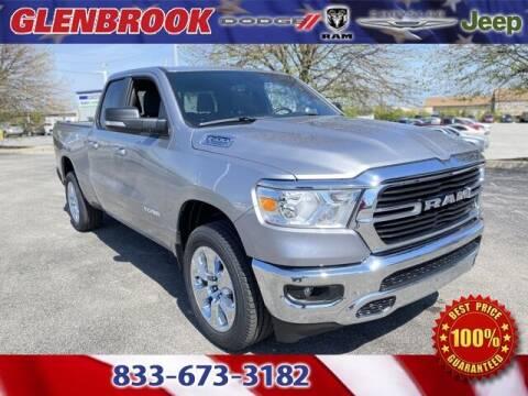 2021 RAM Ram Pickup 1500 for sale at Glenbrook Dodge Chrysler Jeep Ram and Fiat in Fort Wayne IN
