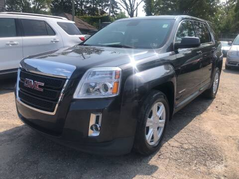 2015 GMC Terrain for sale at Champs Auto Sales in Detroit MI