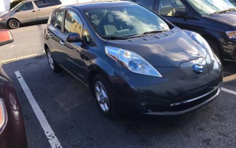 2013 Nissan LEAF