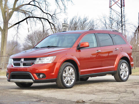 2013 Dodge Journey for sale at Tonys Pre Owned Auto Sales in Kokomo IN