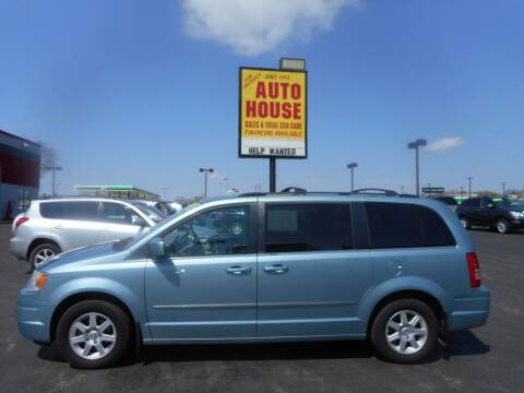 2010 Chrysler Town and Country for sale at AUTO HOUSE WAUKESHA in Waukesha WI