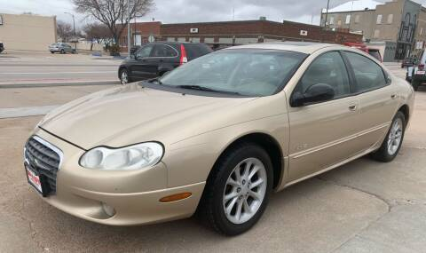 1999 Chrysler LHS for sale at Spady Used Cars in Holdrege NE
