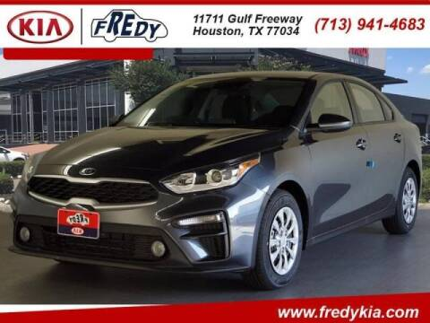 2020 Kia Forte for sale at FREDYS CARS FOR LESS in Houston TX