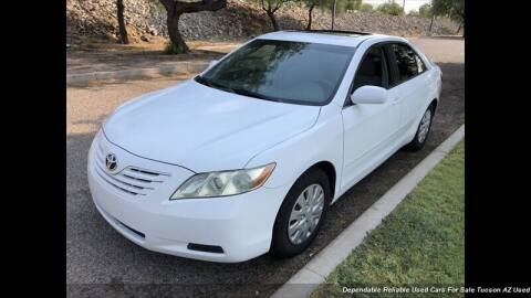 2007 Toyota Camry for sale at Noble Motors in Tucson AZ