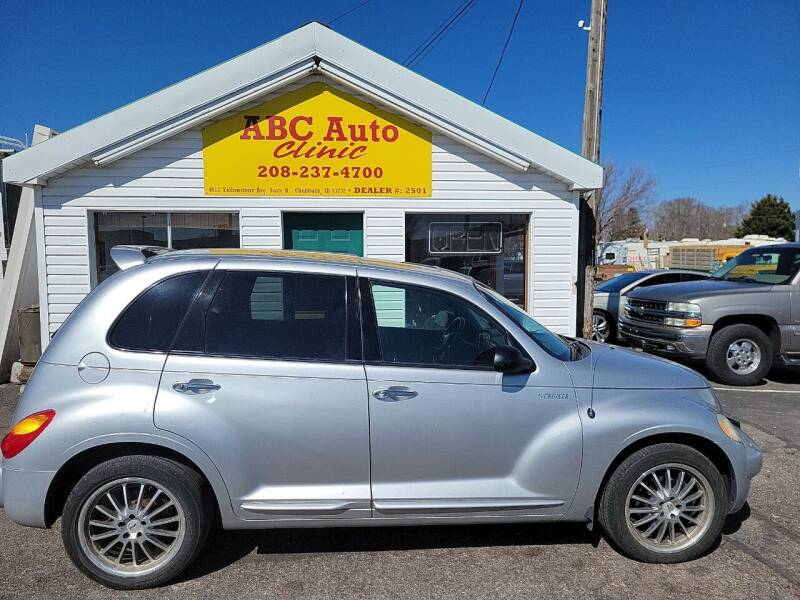 2005 Chrysler PT Cruiser for sale at ABC AUTO CLINIC - Chubbuck in Chubbuck ID