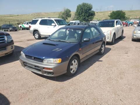 1997 Subaru Impreza for sale at PYRAMID MOTORS - Pueblo Lot in Pueblo CO