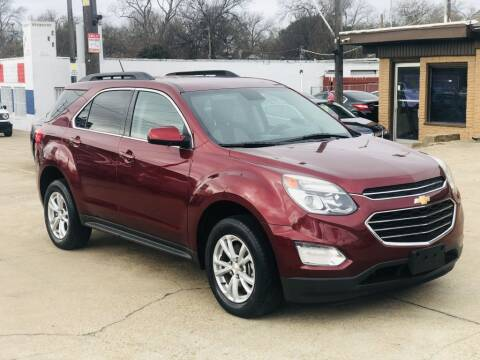 2016 Chevrolet Equinox for sale at Safeen Motors in Garland TX