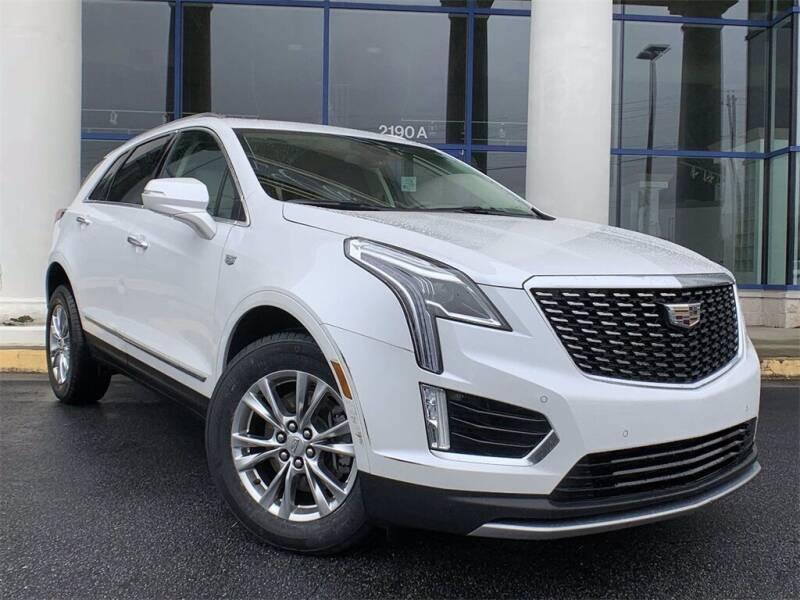 2020 Cadillac XT5 for sale at Capital Cadillac of Atlanta in Smyrna GA