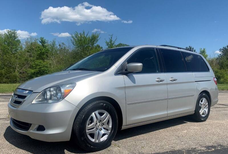 2007 Honda Odyssey for sale at Crawley Motor Co in Parsons TN