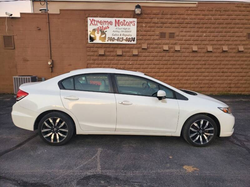 2014 Honda Civic for sale at Xtreme Motors Plus Inc in Ashley OH