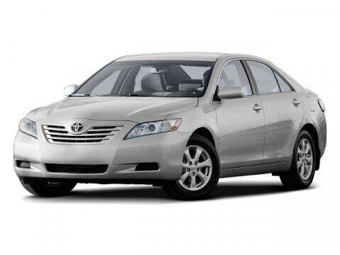 2009 Toyota Camry for sale at HILAND TOYOTA in Moline IL