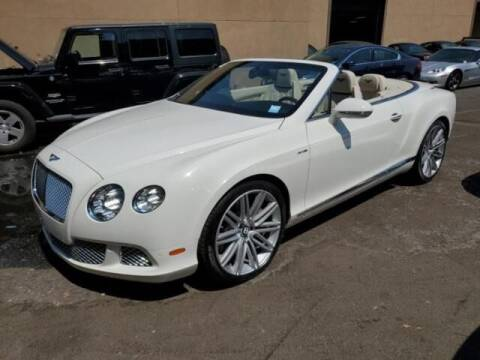 2014 Bentley Continental for sale at Mulligan's Auto Exchange LLC in Paxinos PA