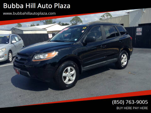 2009 Hyundai Santa Fe for sale at Bubba Hill Auto Plaza in Panama City FL