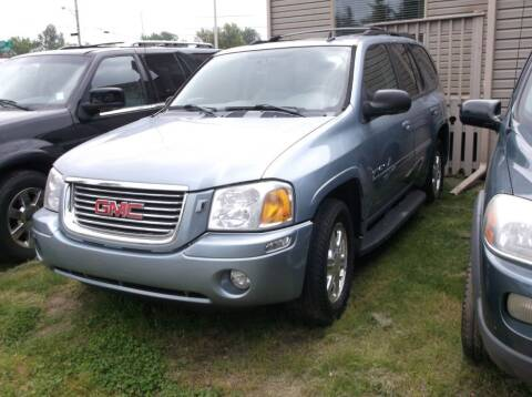 2006 GMC Envoy for sale at Straight Line Motors LLC in Fort Wayne IN