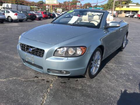 2009 Volvo C70 for sale at IMPALA MOTORS in Memphis TN