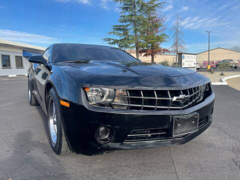 2013 Chevrolet Camaro for sale at Approved Autos in Sacramento CA