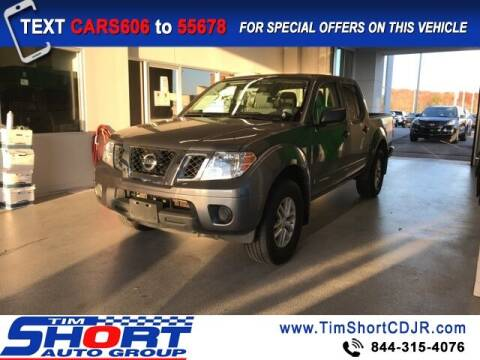 2019 Nissan Frontier for sale at Tim Short Chrysler in Morehead KY