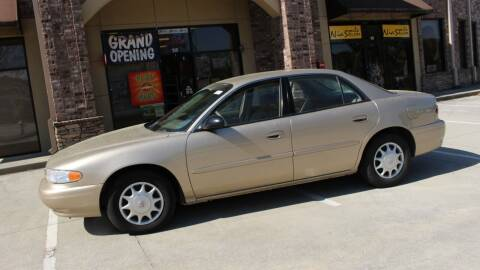 2004 Buick Century for sale at NORCROSS MOTORSPORTS in Norcross GA