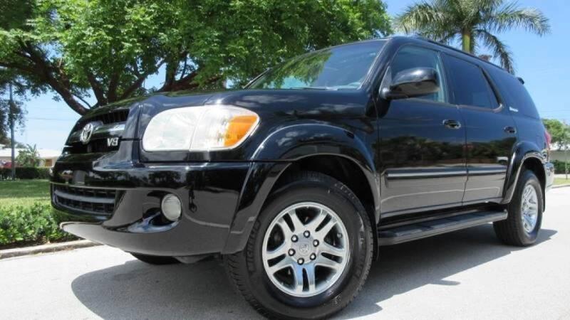 2005 Toyota Sequoia for sale at DS Motors in Boca Raton FL