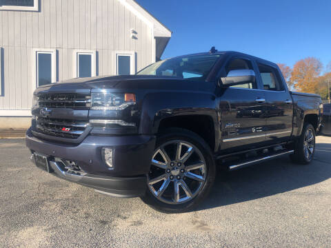 2018 Chevrolet Silverado 1500 for sale at Beckham's Used Cars in Milledgeville GA