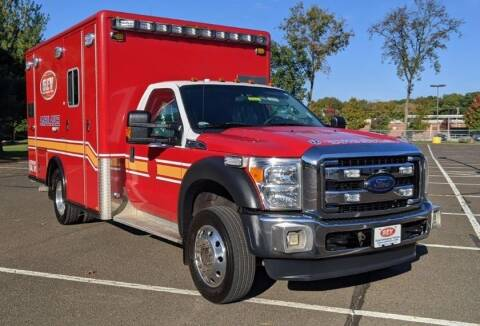 2013 Ford F-450 Super Duty for sale at Global Emergency Vehicles Inc in Levittown PA