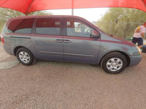 2006 Kia Sedona for sale at ACE AUTO SALES in Lake Havasu City AZ