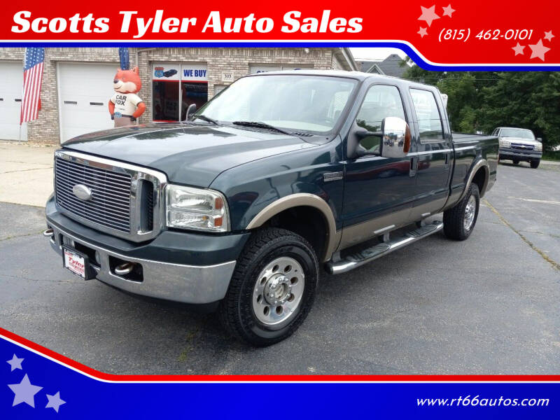 2006 Ford F-250 Super Duty for sale at Scotts Tyler Auto Sales in Wilmington IL