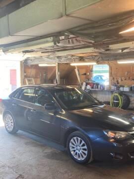 2010 Subaru Impreza for sale at Lavictoire Auto Sales in West Rutland VT