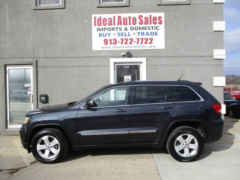 2012 Jeep Grand Cherokee for sale at Ideal Auto in Kansas City KS