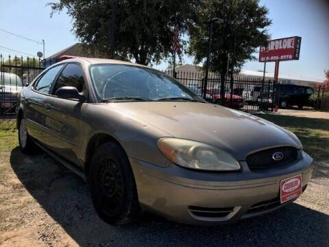2007 Ford Taurus for sale at CARBLOK in Lewisville TX