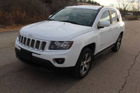 2016 Jeep Compass for sale at Imotobank in Walpole MA