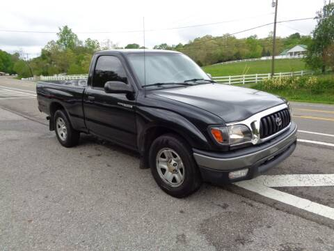 2004 Toyota Tacoma for sale at Car Depot Auto Sales Inc in Seymour TN