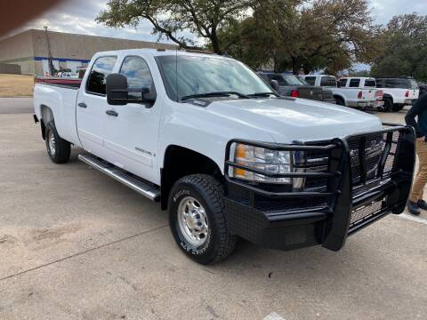 2007 Chevrolet Silverado 2500HD for sale at Exotic World Motor Cars in Addison TX