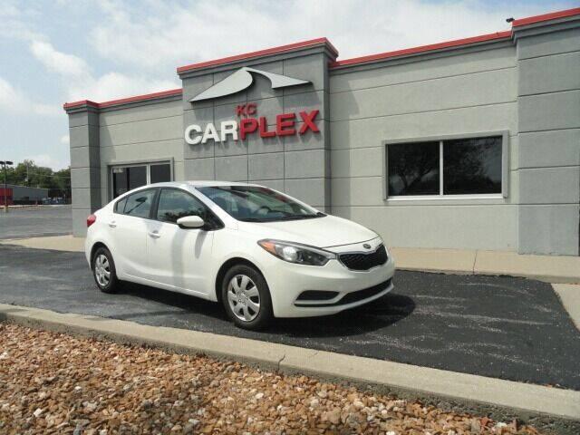 2014 Kia Forte for sale at KC Carplex in Grandview MO