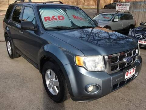 2011 Ford Escape for sale at R & D Motors in Austin TX