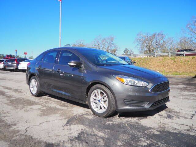 2017 Ford Focus for sale at Riverside Mitsubishi(New Bern Auto Mart) in New Bern NC