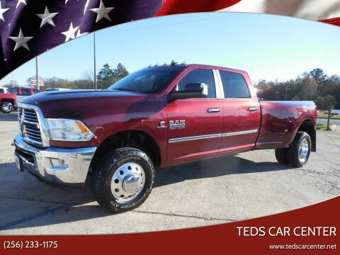 2018 RAM Ram Pickup 3500 for sale at TEDS CAR CENTER in Athens AL