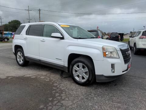 2010 GMC Terrain for sale at Towell & Sons Auto Sales in Manila AR