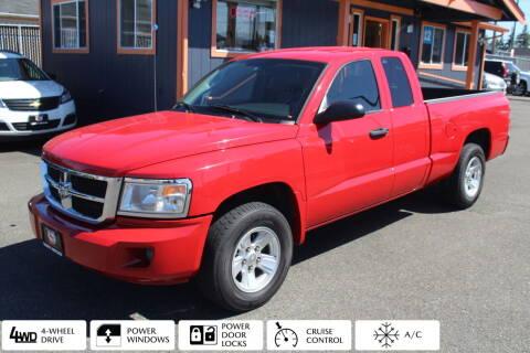 2008 Dodge Dakota for sale at Sabeti Motors in Tacoma WA