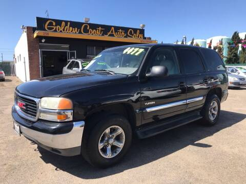 2000 GMC Yukon for sale at Golden Coast Auto Sales in Guadalupe CA