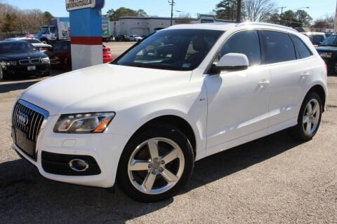2012 Audi Q5 for sale at Drive Now Auto Sales in Norfolk VA