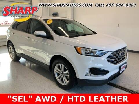 2019 Ford Edge for sale at Sharp Automotive in Watertown SD