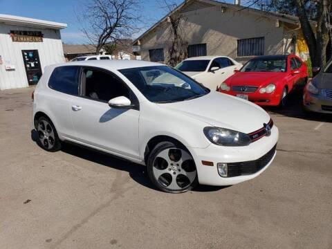 2011 Volkswagen GTI for sale at Bad Credit Call Fadi in Dallas TX