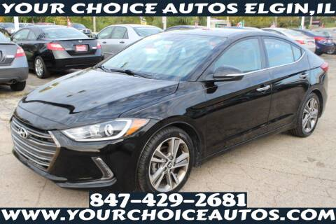 2017 Hyundai Elantra for sale at Your Choice Autos - Elgin in Elgin IL