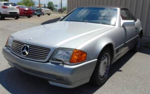 1992 Mercedes-Benz 500-Class for sale at Kenny's Auto Wrecking - Kar Ville- Ready To Go in Lima OH