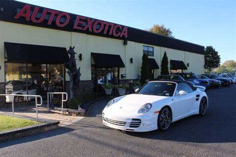 2013 Porsche 911 for sale at Auto Exotica in Red Bank NJ